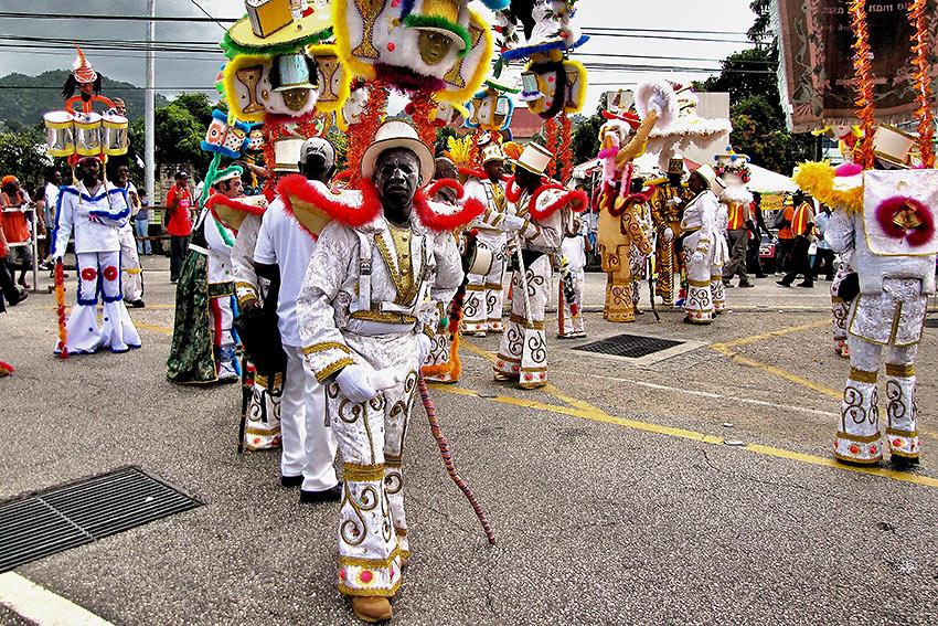 Trinidad & Tobago carnival costumes