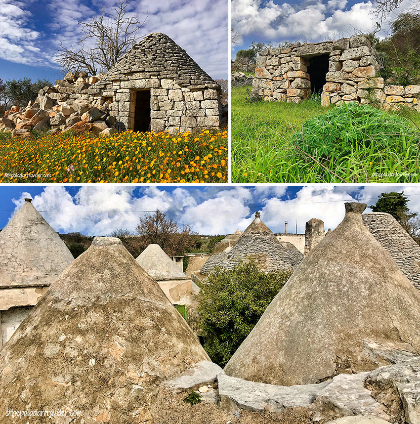 more abandoned trulli