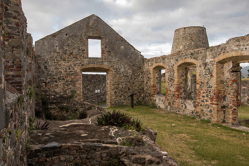 Annaberg Sugar Mill Ruins, St. John, USVI