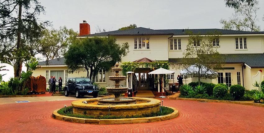 Belmond El Encanto hotel, Santa Barbara CA