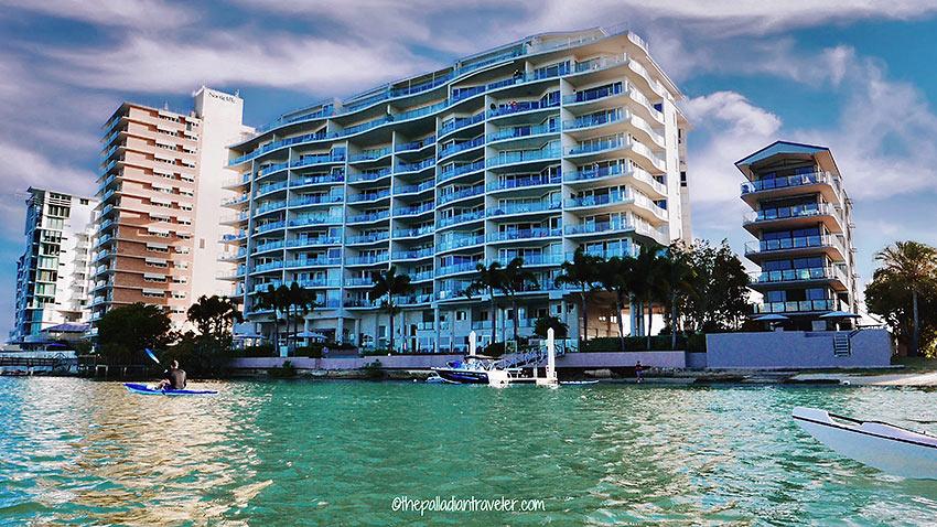 Duporth Riverside luxury apartment complex, Maroochydore