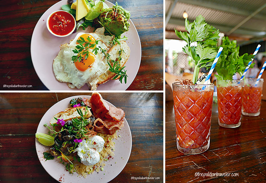 more brekkie fare at Guru Life including the The Guru Life Special plus Bloody Marys