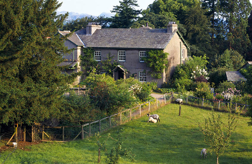 Hill Top, Beatrix Potter's home for 38 years