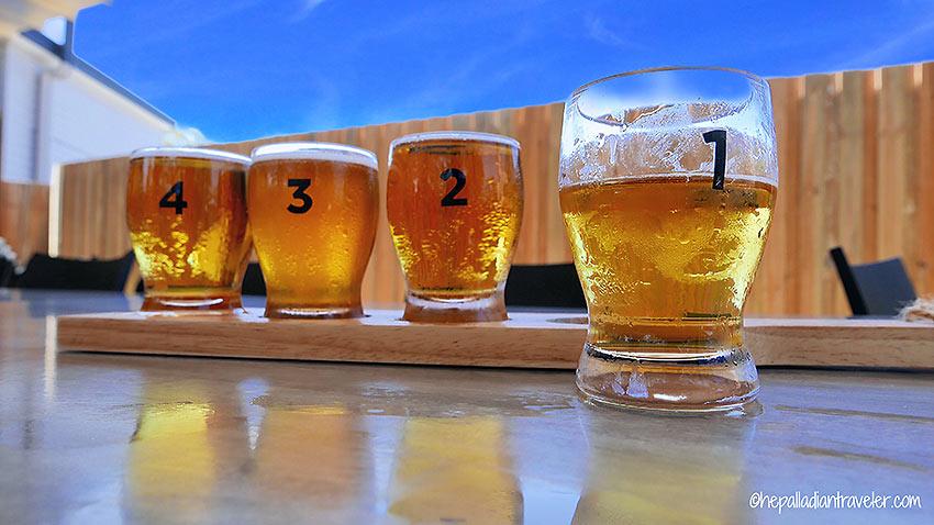 artisan beer at CootharaBAR Bistro