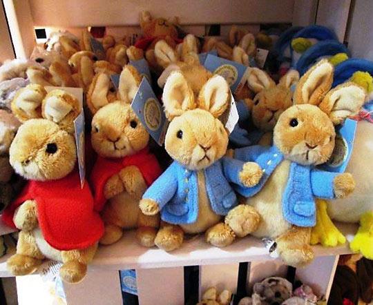 rabbit stuffed toys
