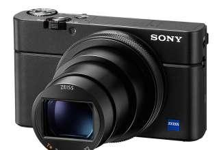 Sony Cyber-Shot RX100 VI camera