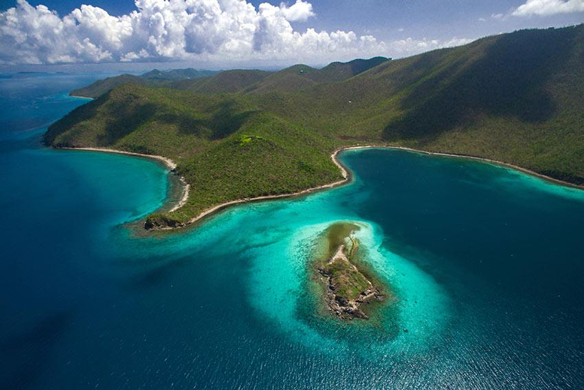 Waterlemon Cay, St. John, USVI