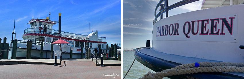 Naptown's iconic Harbor Queen at Annapolis Harbor