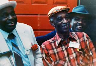 Willie Dixon with Papa John Creach and Roy Gaines