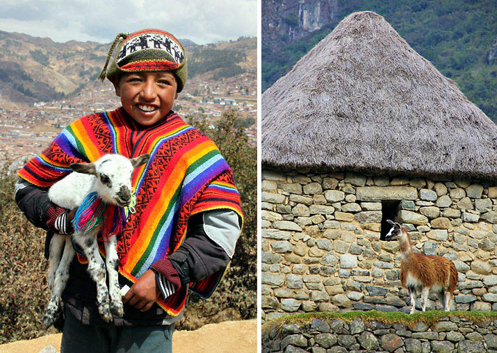 photos of Peru