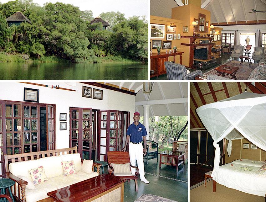 Zambia's River Club