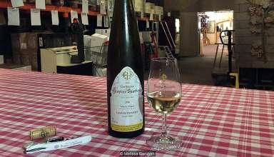 wine at the Cave Historique des Hospices de Strasbourg