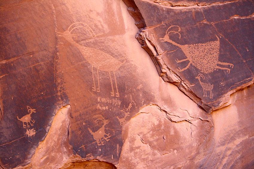 Dawa Park petroglyphs