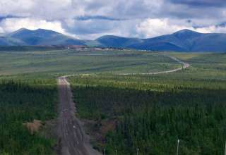 Dempster Highway view