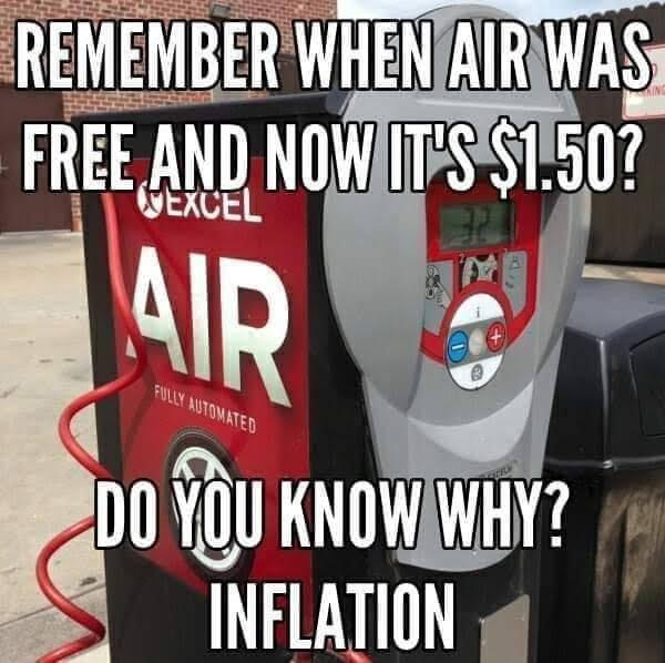 Don's Puns: Inflation