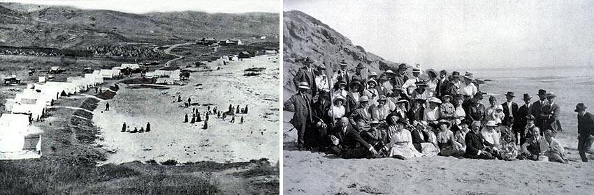 Laguna Beach in the 1800s
