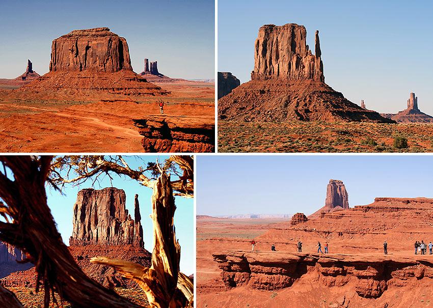 Monument Valley scenes