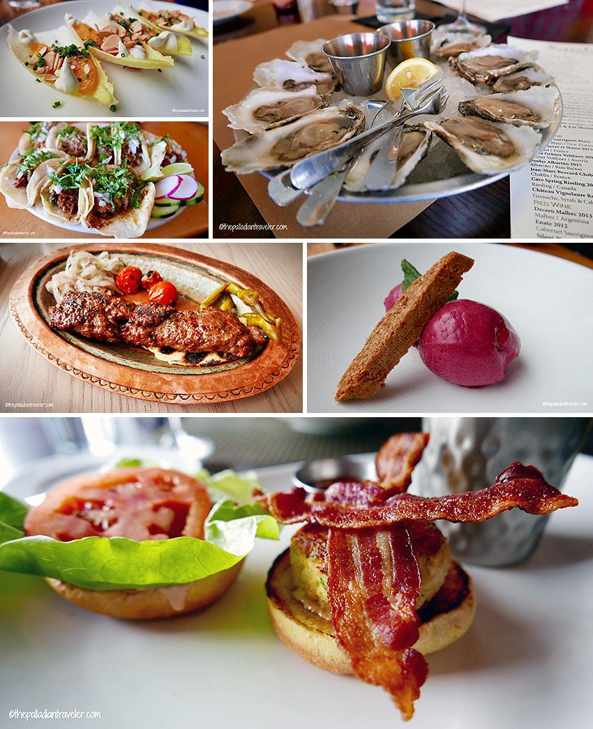 Washington D.C. food scene