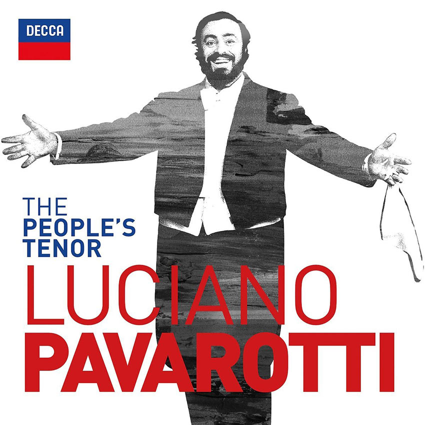 Luciano Pavarotti - 'The People's Tenor'