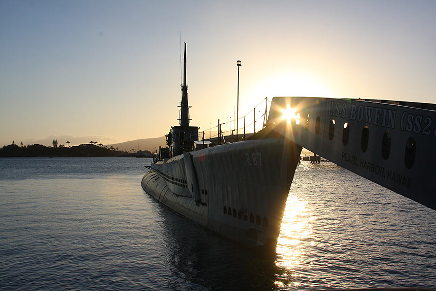 USS Bowfin Submarine Museum and Park, Pearl Harbor