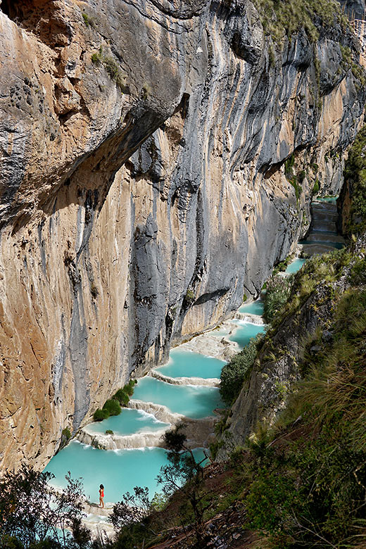 Aguas Turquesas de Millpu (Turquoise Waters)
