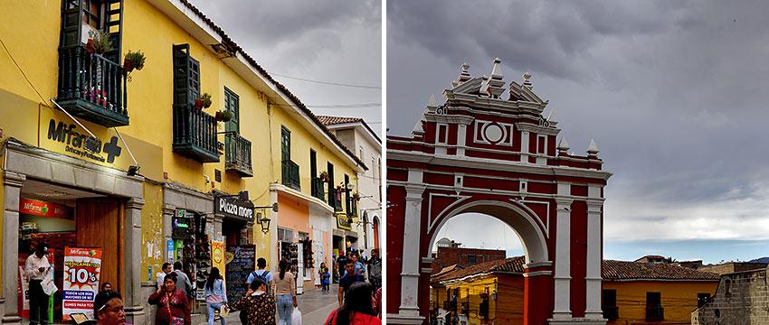 Ayacucho street scenes