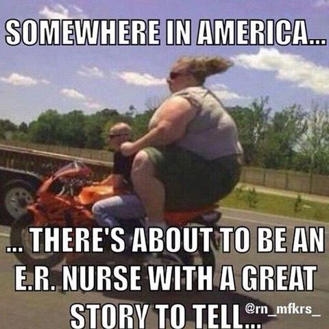 Great ER Story