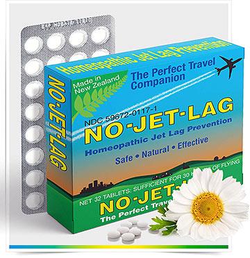 jet lag cure tablets