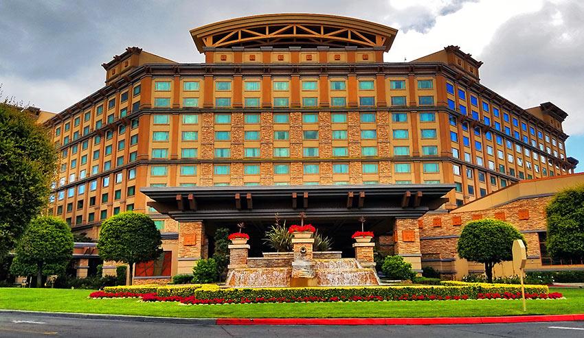 Pala Casino Spa & Resort in San Diego County