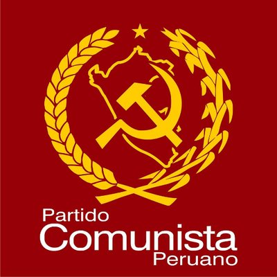 Peru Communist Party logo