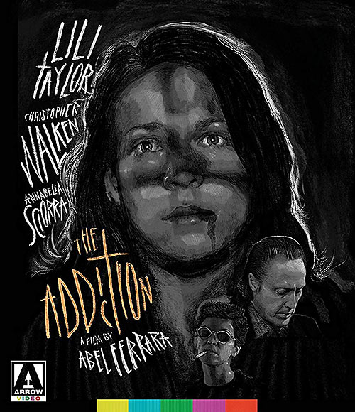 'The Addiction' movie poster