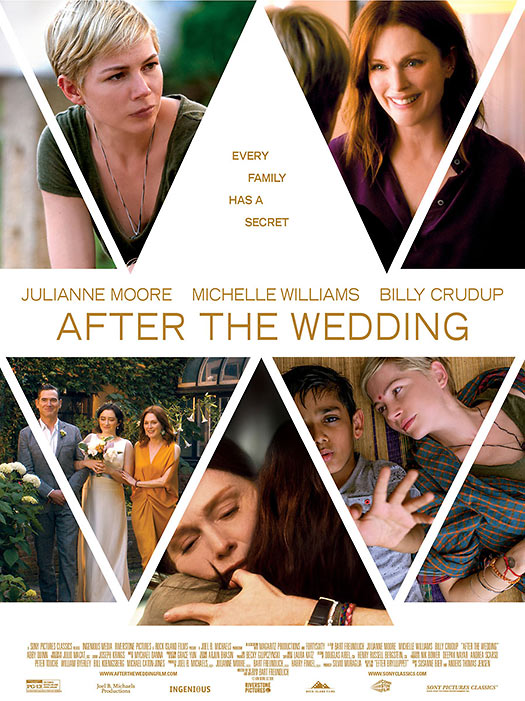 After the Wedding movie poster