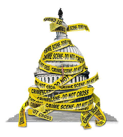 Political Corruption, by Nancy Ohanian
