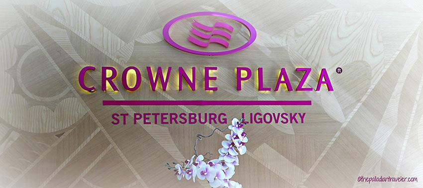 Crown Plaza Ligovsky