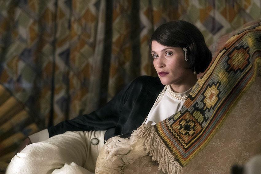 Gemma Arterton as Vita Sackville-West