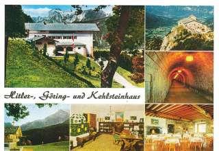 Kehlsteinhaus postcard
