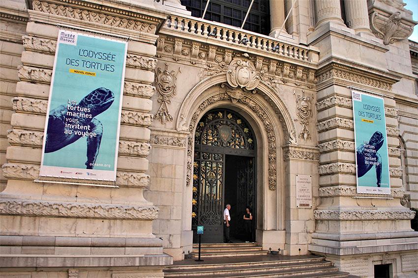 the Oceanographic Museum and Aquarium