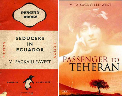 two of Vita Sackville-West's 13 Novels