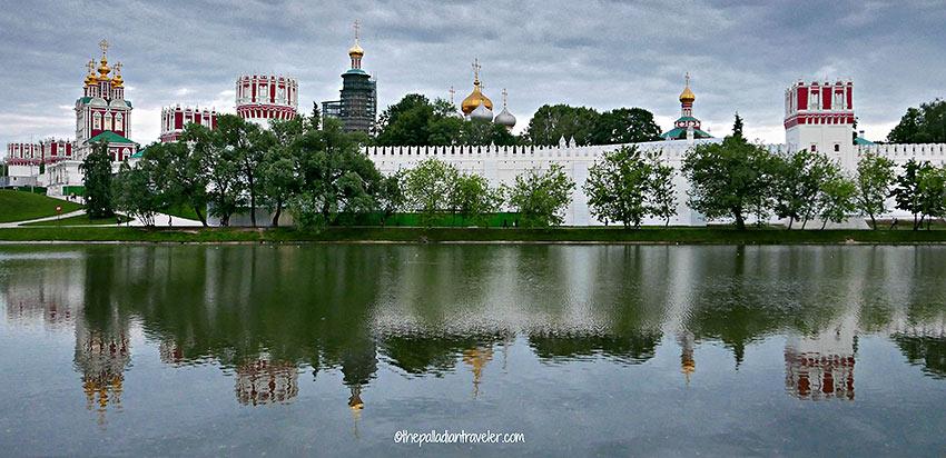 Novodevichy Pond