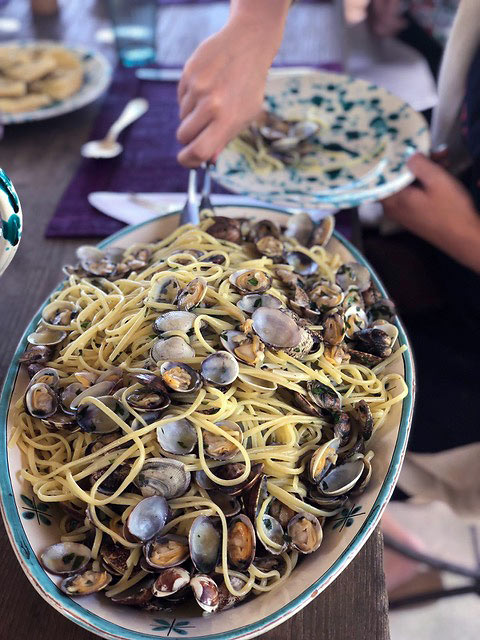Spaghetti Alla Vongole