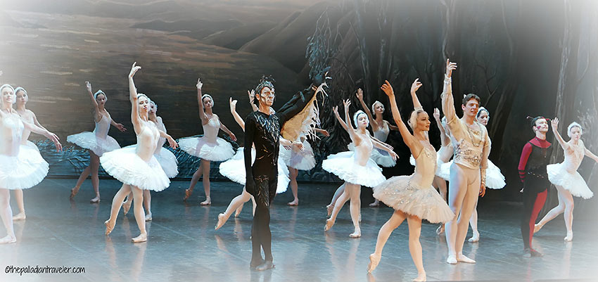 Swan Lake at the Hermitage Theatre