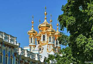 Catherine Palace, Tsars Village, St. Petersburg