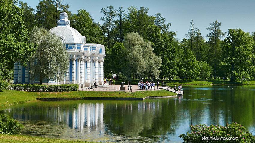 Grotto Pavilion
