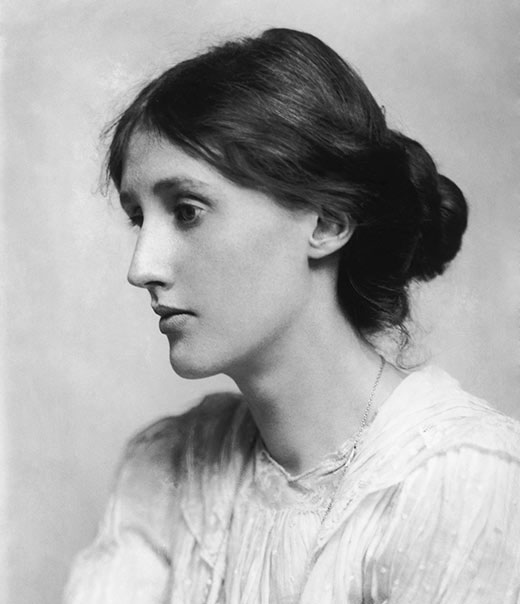 Virginia Woolf in 1902