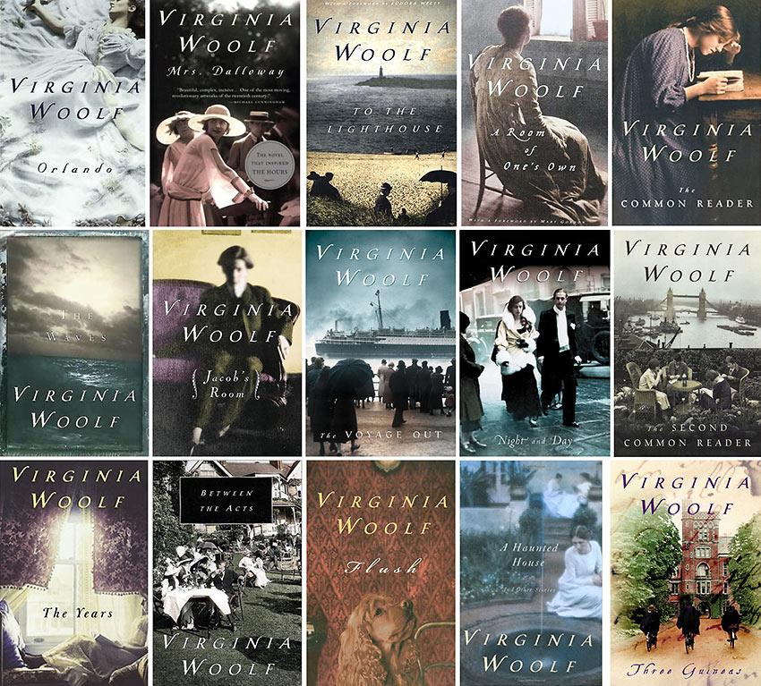 Virginia Woolf's novels