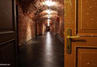 basement of Yusupov Palace
