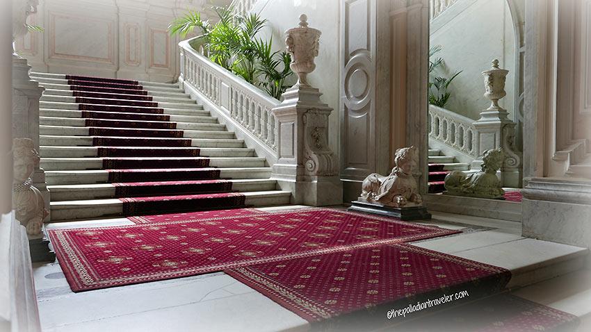 Yusupov Palace stairway