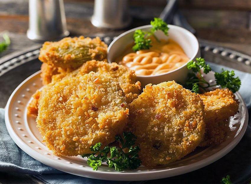 Alabama : Fried Green Tomatoes