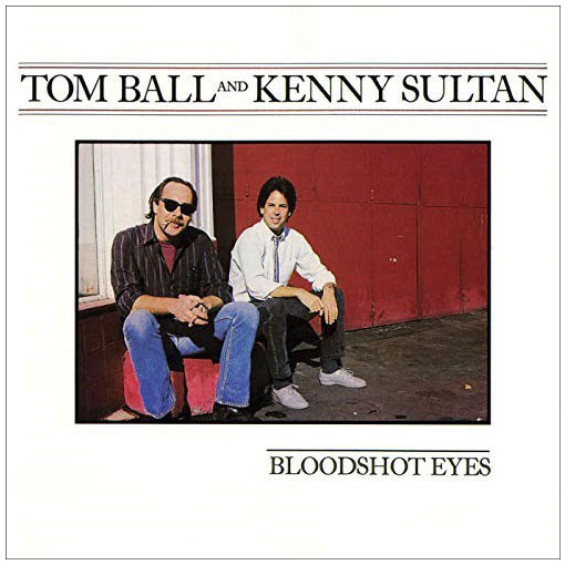 Ball and Sultan's Bloodshot Eyes CD cover