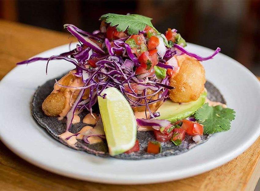 California: Fish Tacos